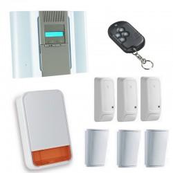 pack centrale alarme DSC sans fil n2