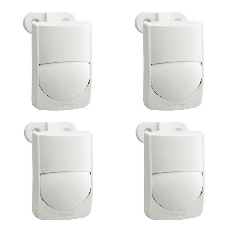 Lot de 4 infrarouges OPTEX PT