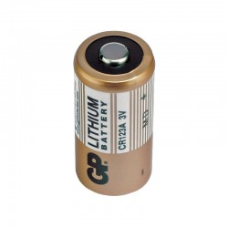 Pile 3 v lithium cr123 A